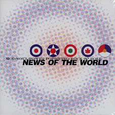 News Of The World CD